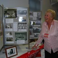 Maxine Chew and the History Society