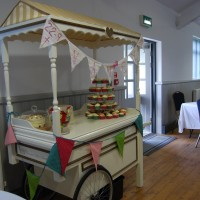 Coronet Hire Candy Cart